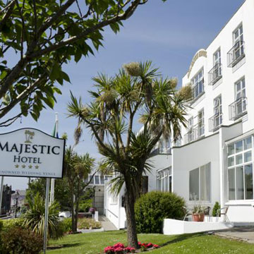 Majestic Hotel Tramore, Waterford, Irland