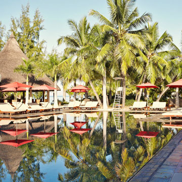mauritius Club med pointer Aux Canonniers