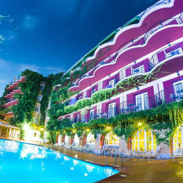 Hotellinformation om resor till spanien - Hotel los angeles granada ...