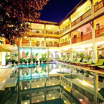 Green Heaven Hoi An Hotel, Vietnam