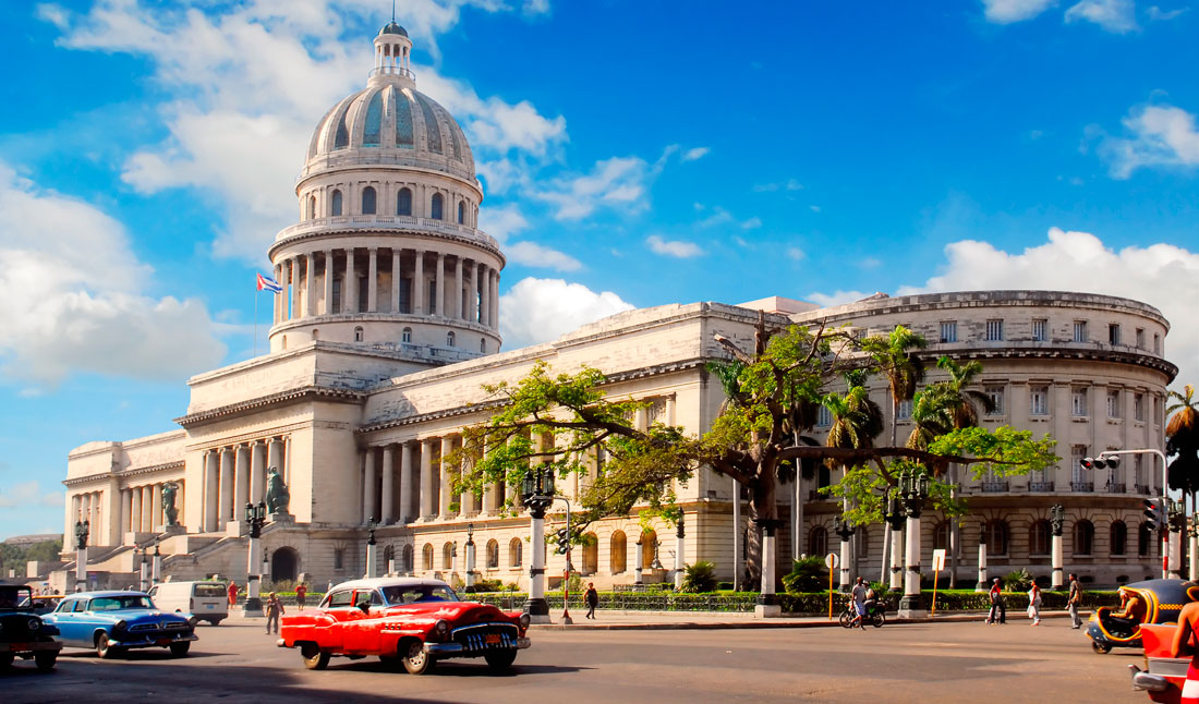 National Capitol Building i havanna, kuba